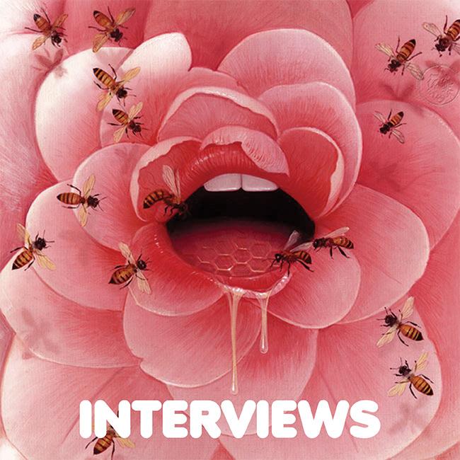 Interviews Button - Bill Mayer