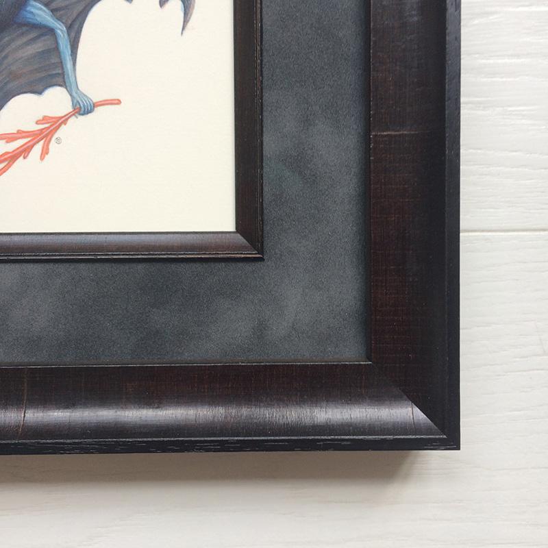 Nick Sheehy - Wizard Bat (Frame Detail 1)
