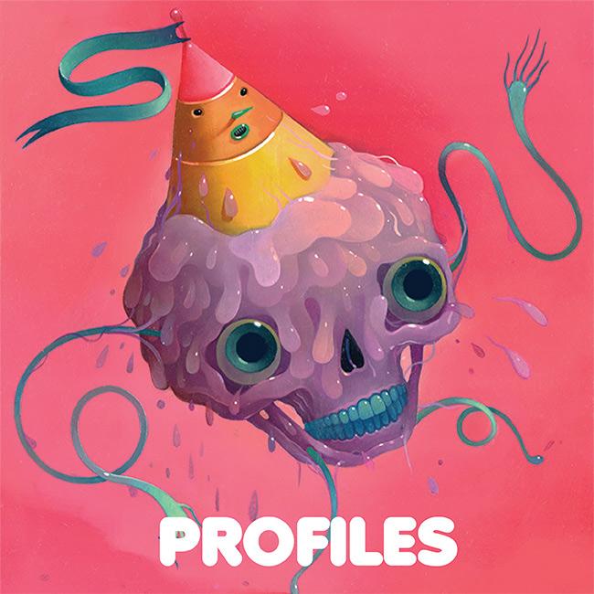 Artist Profiles Button - Charlie Immer