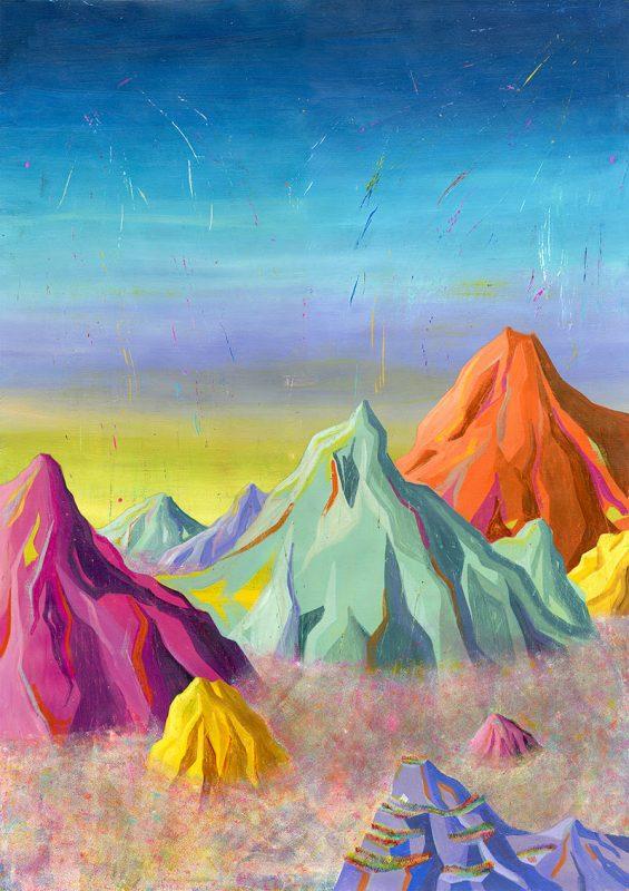 Robert Deutsch - Mountains