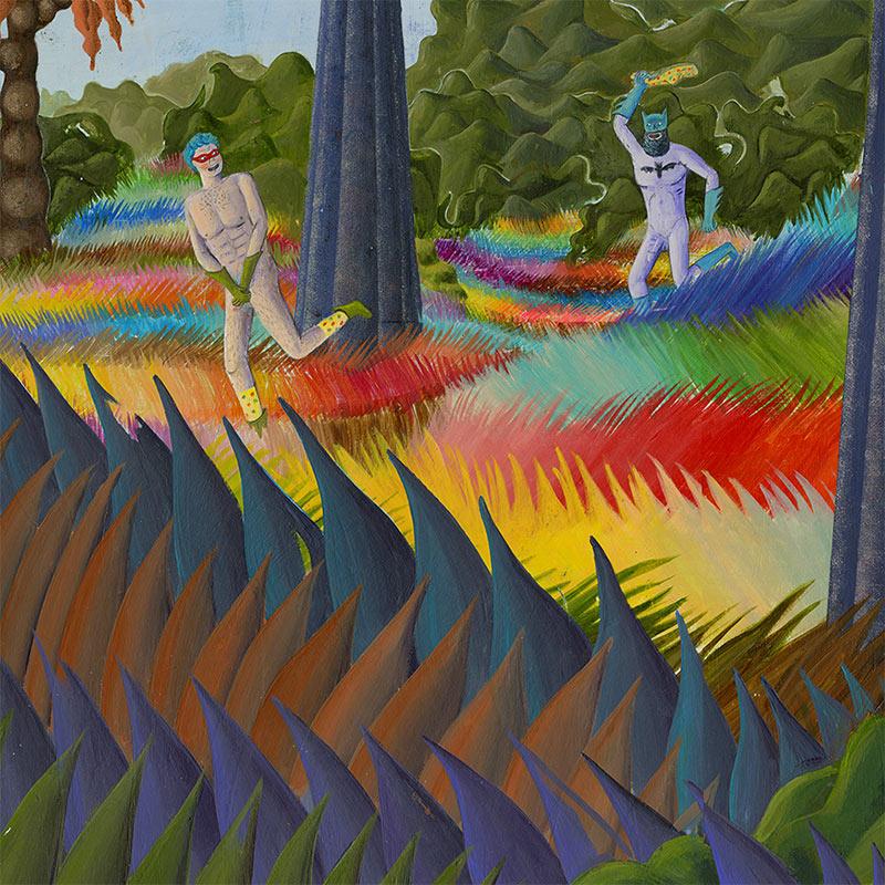 Robert Deutsch - Paradise (Detail 2)