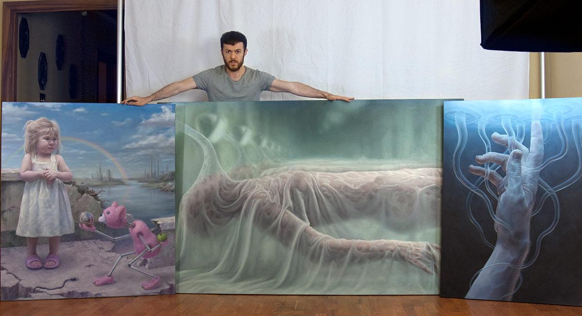 Victor LeBlanc - Gallery Set