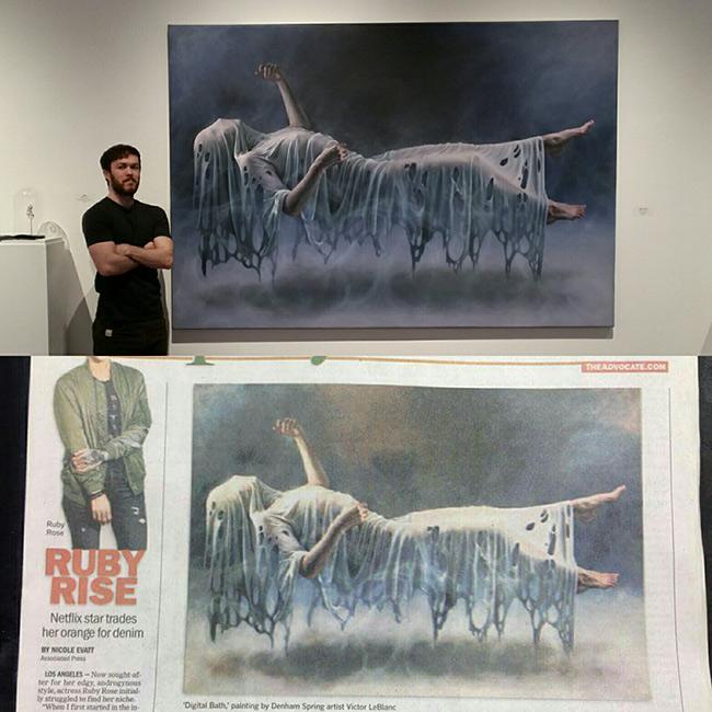 Victor LeBlanc - Gallery