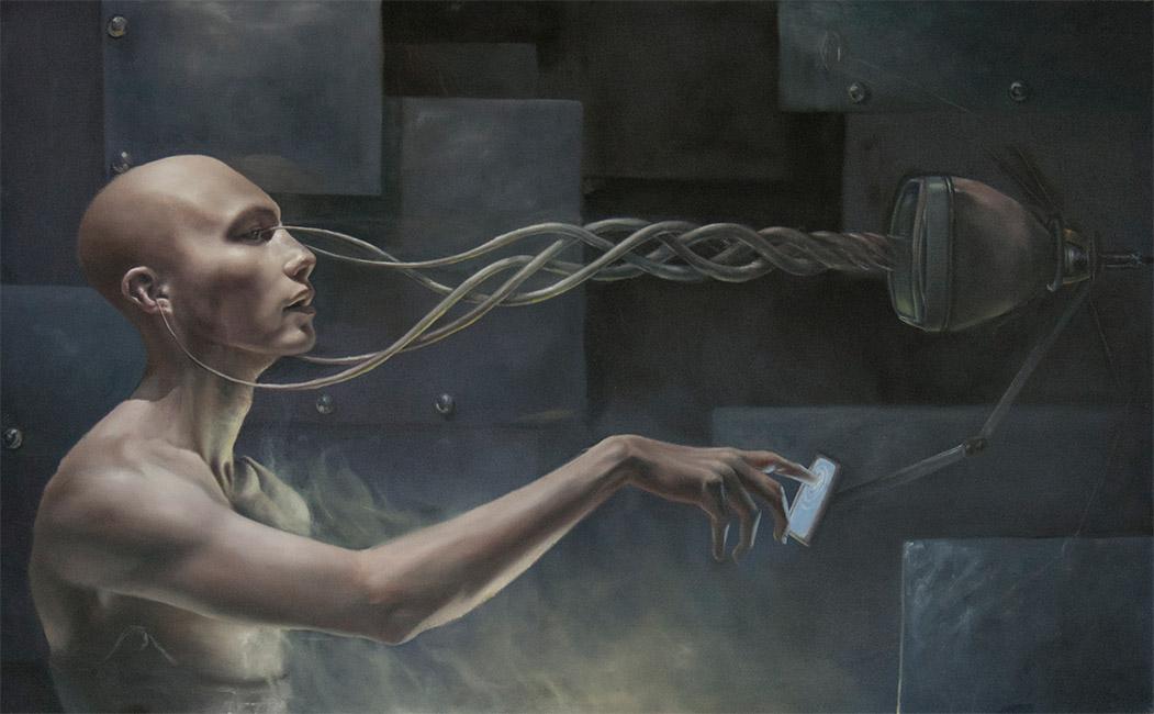 Victor LeBlanc - Sentient Exile