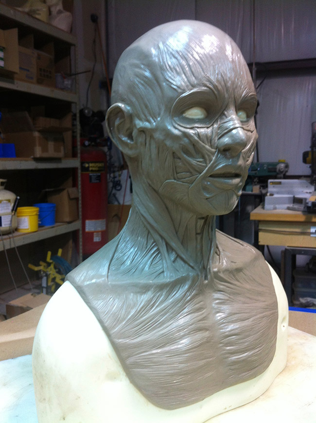 Victor LeBlanc - Skinless Clay Sculpt 2
