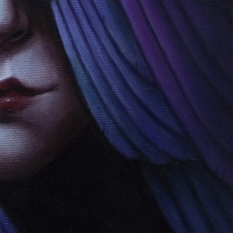 Caroline Jamhour - Angel's Eye (Detail 3)