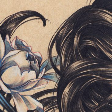 Eevien Tan - Askance (Detail 2)