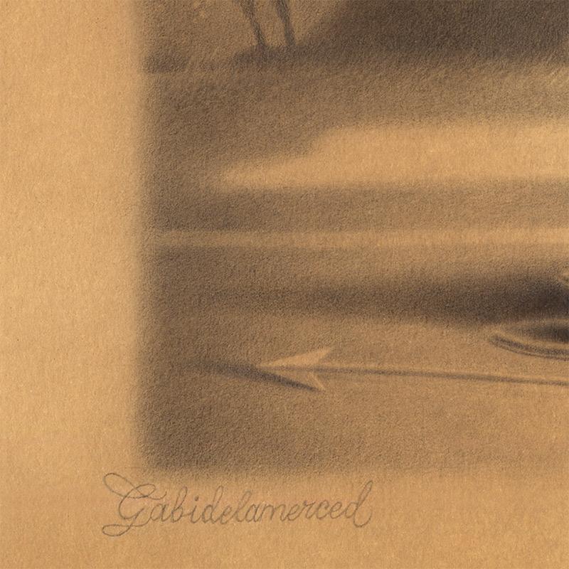 Gabi de la Merced - Last Song for the Damned (Detail 2)