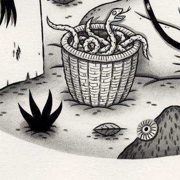 Jon MacNair - Gone to Seed (Detail 4)
