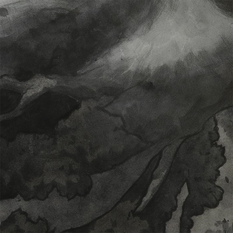 Leonardo Santamaria - Pallbearers (Detail 4)