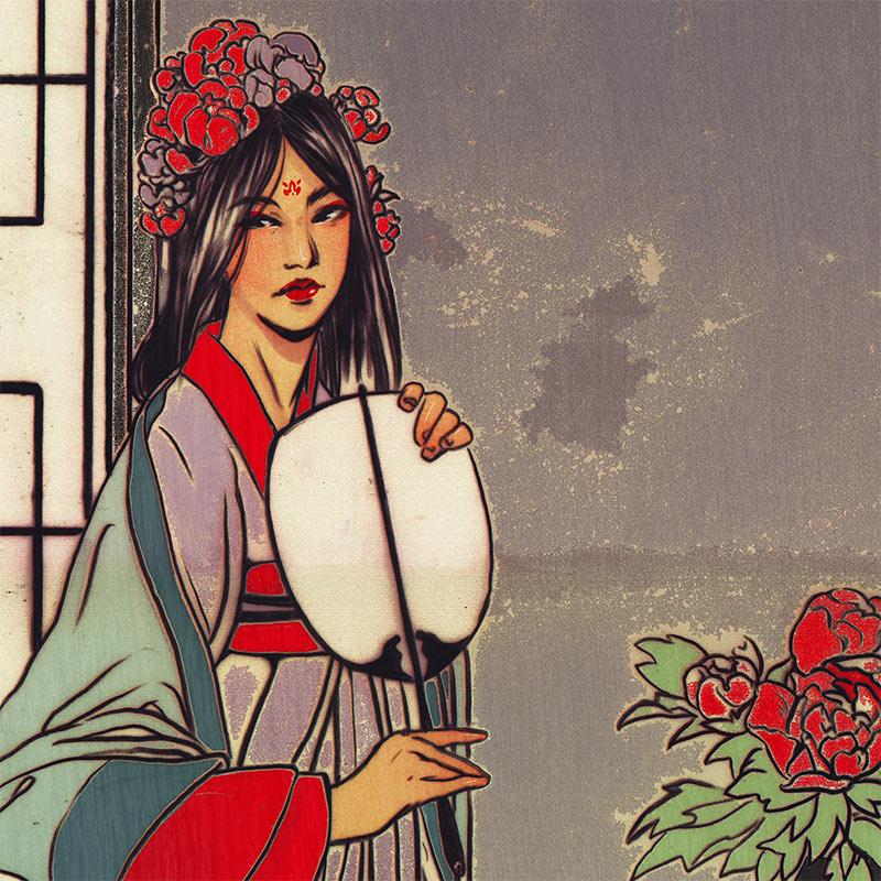 Maria Nguyen - Wait (Detail 2)