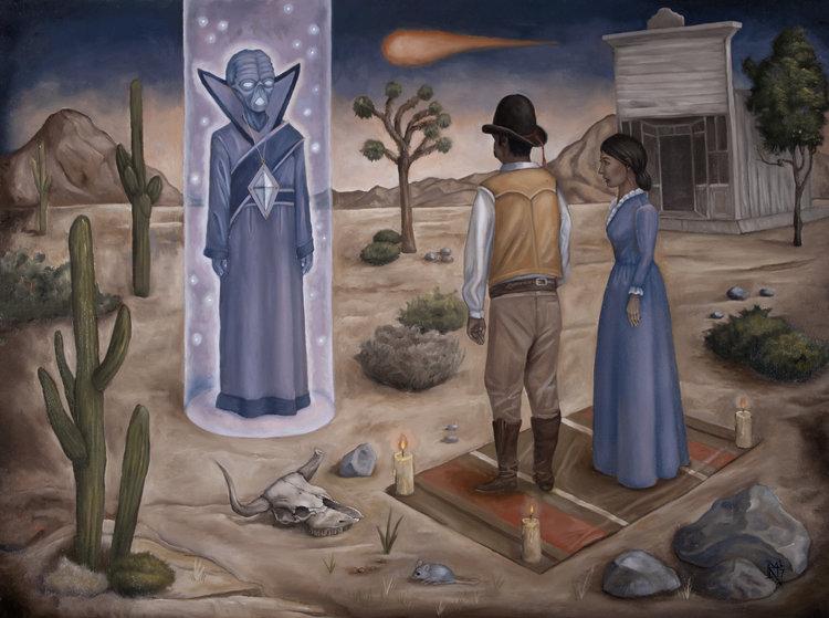 Mark Rogers - Prayers to the Magi