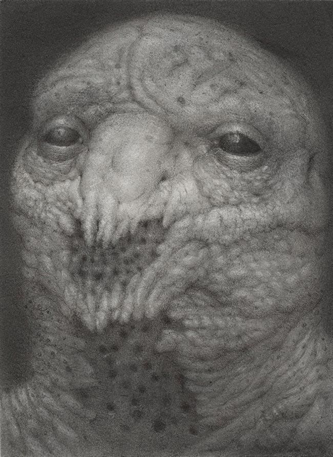 Nathan Reidt - Critter Face