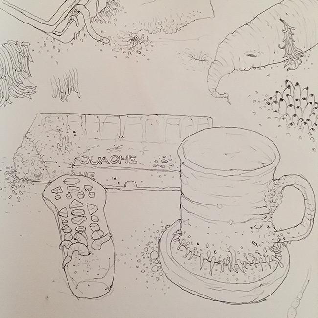 Nathan Reidt - Sketch 2