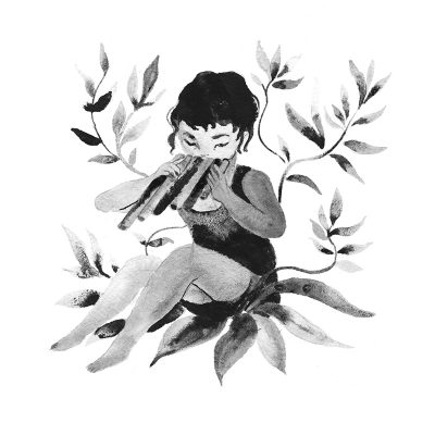 Nicole Xu - Pan Flute