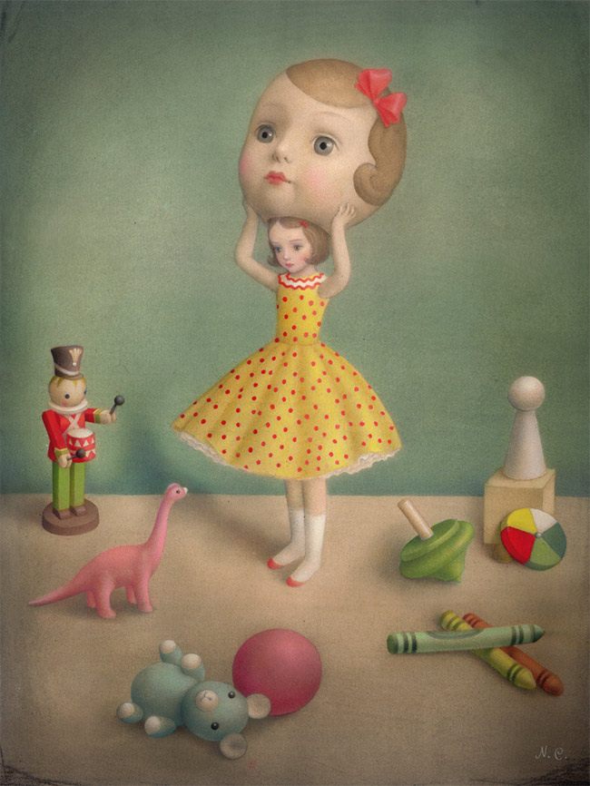 Nicoletta Ceccoli - In Disguise