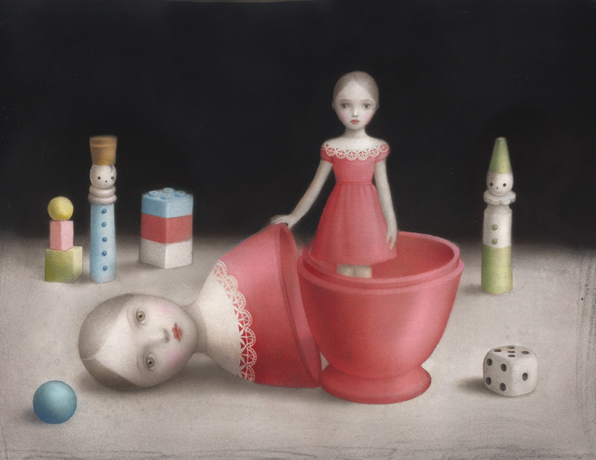 Nicoletta Ceccoli - Inner-Self