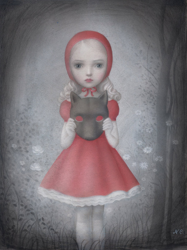 Nicoletta Ceccoli – Hide and Seek – Guest Blog