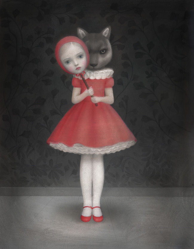 Nicoletta Ceccoli - The Uninvited