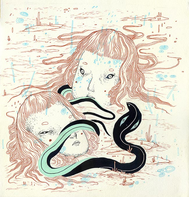 Nomi Chi - Serpent Charmers