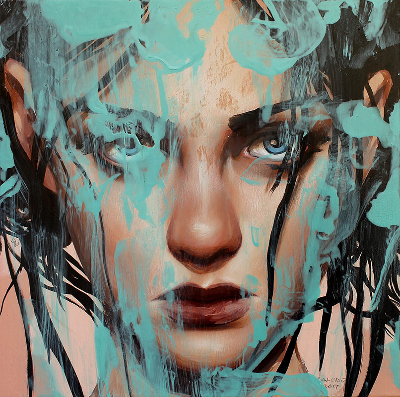 Richard Salcido - Blue