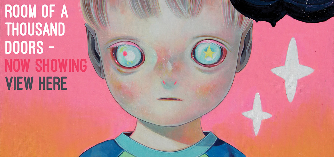 Room of a Thousand Doors - Hikari Shimoda