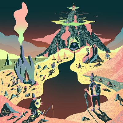 Scott Balmer - Expedition of the Great Neon Mountain