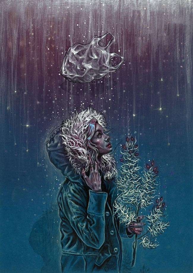 Tanya Shatseva - Blue Christmas