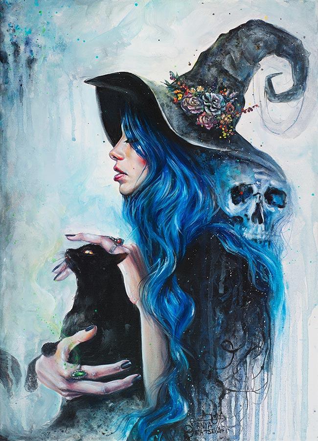 Tanya Shatseva - Blue Valentine