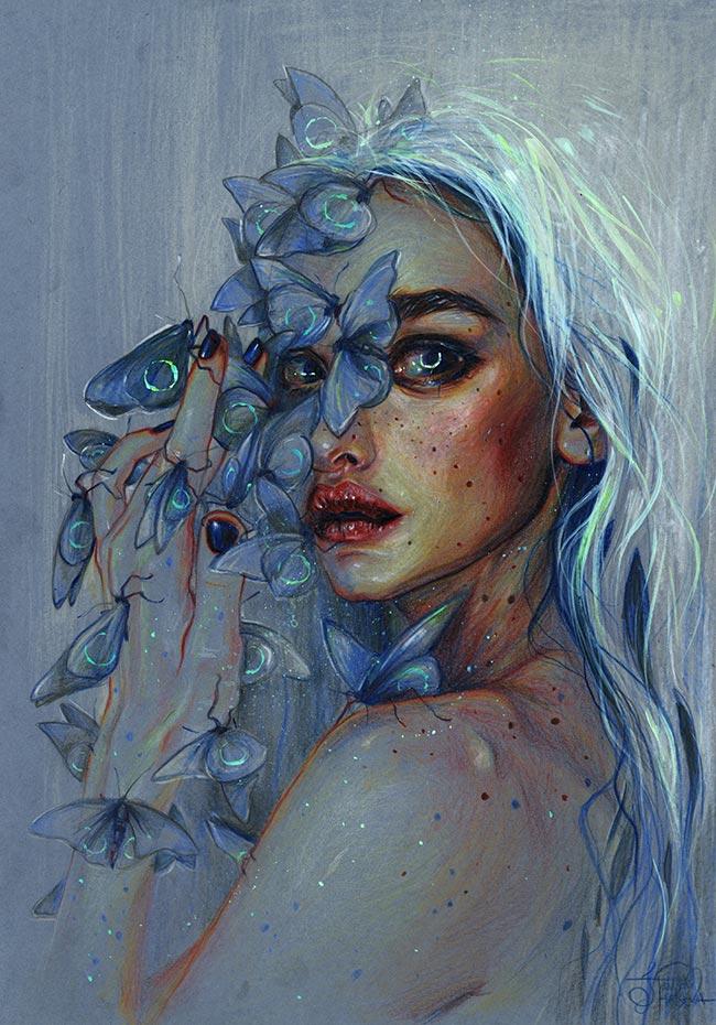Tanya Shatseva - Lunar Pollen