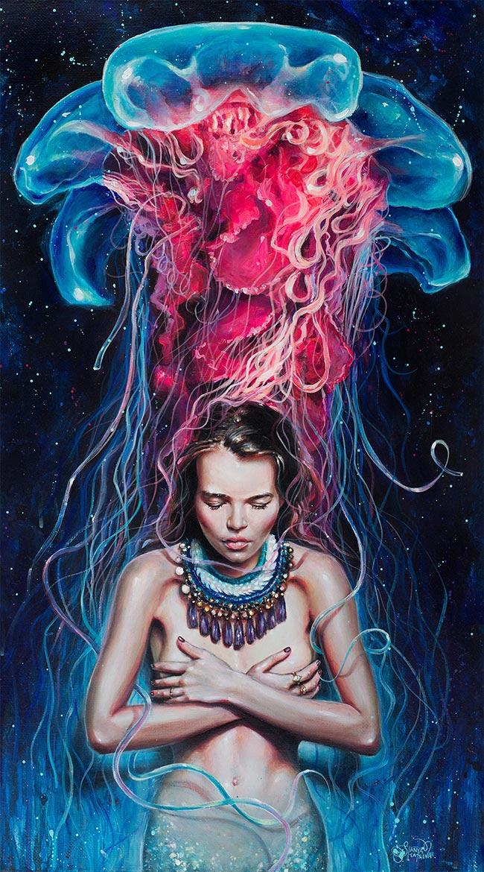 Tanya Shatseva - Metamorphosis