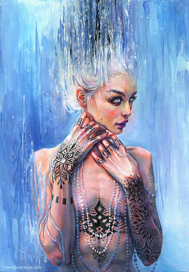 Tanya Shatseva - The Mirror of Reason