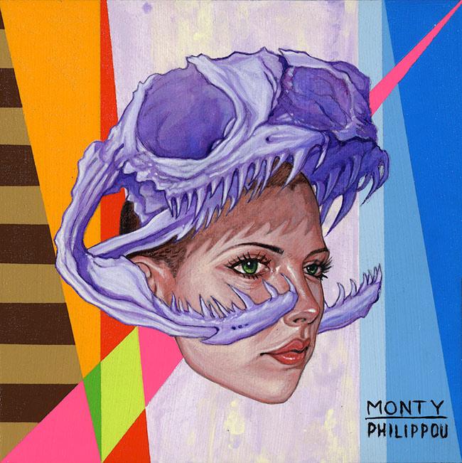 Tony Philippou & Monty Montgomery - Kaleidoskull Snake