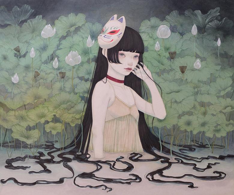 Yuka Sakuma - Mask
