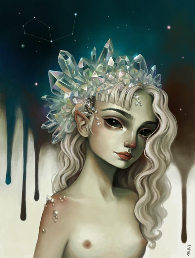 Caroline Jamhour - Crystalline