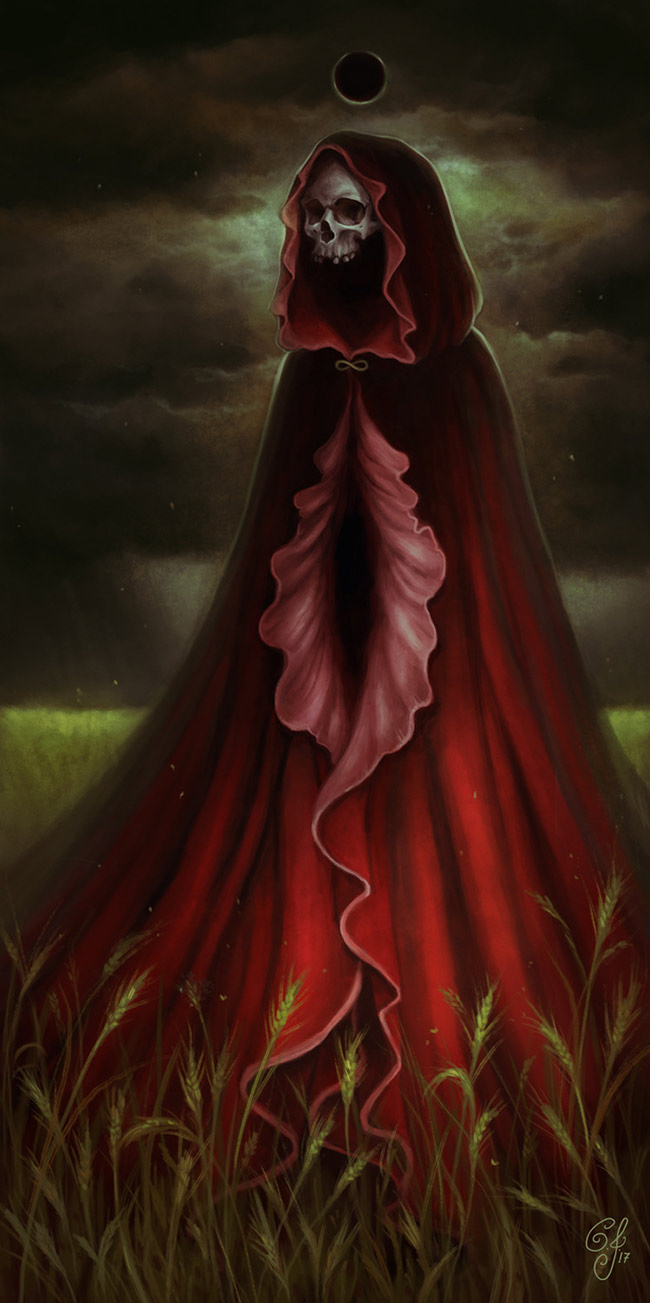 Caroline Jamhour - The Scarlet Mother
