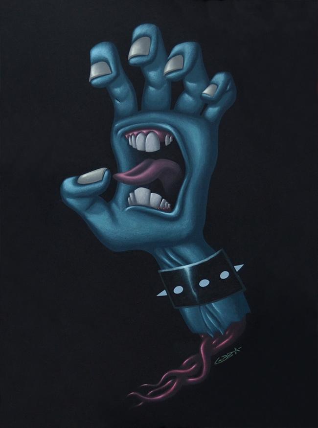 Gabi de la Merced - Screamin Hand 2