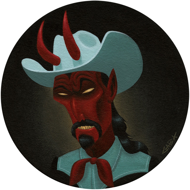 Gabi de la Merced - The Devil