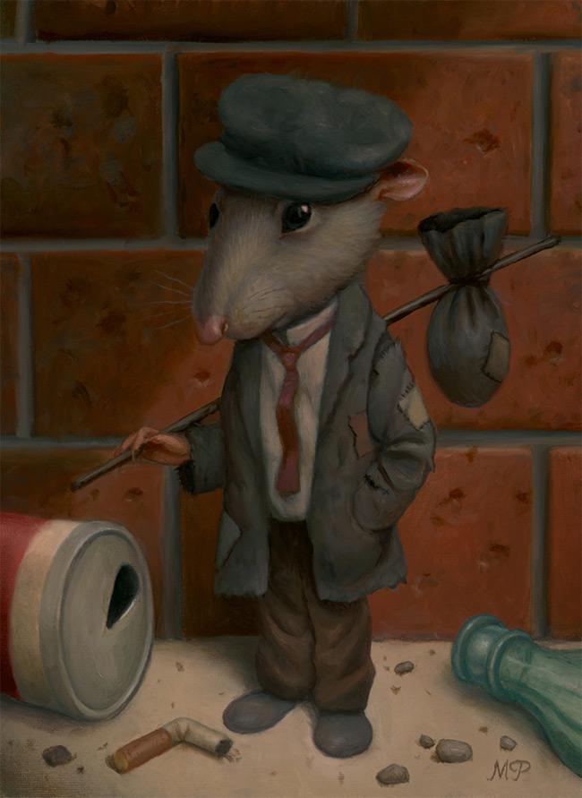 Marion Peck - Bum Rat