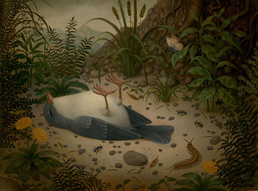 Marion Peck - Dead Bird