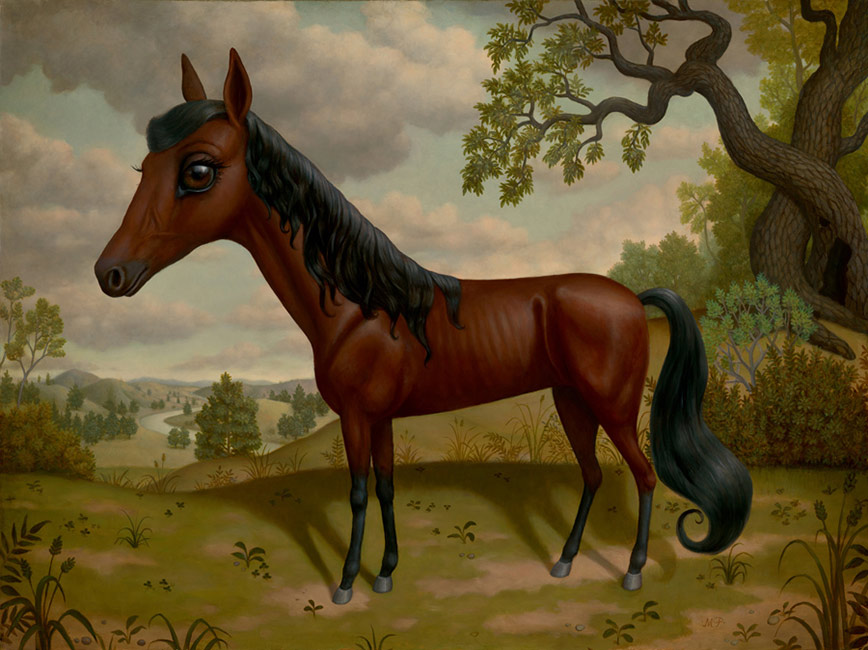 Marion Peck - Horsey