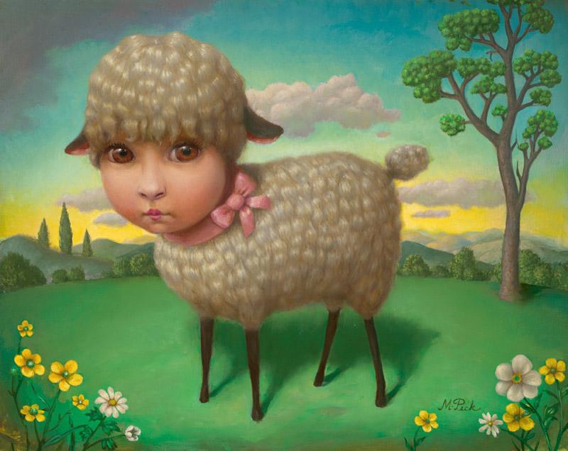 Marion Peck - Little Lamb