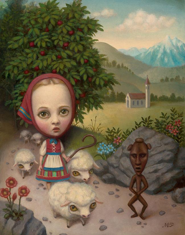 Marion Peck - Little Shepardess