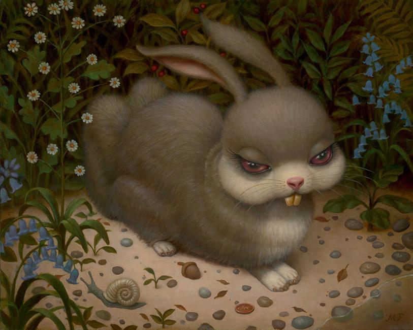 Marion Peck - Wabbit