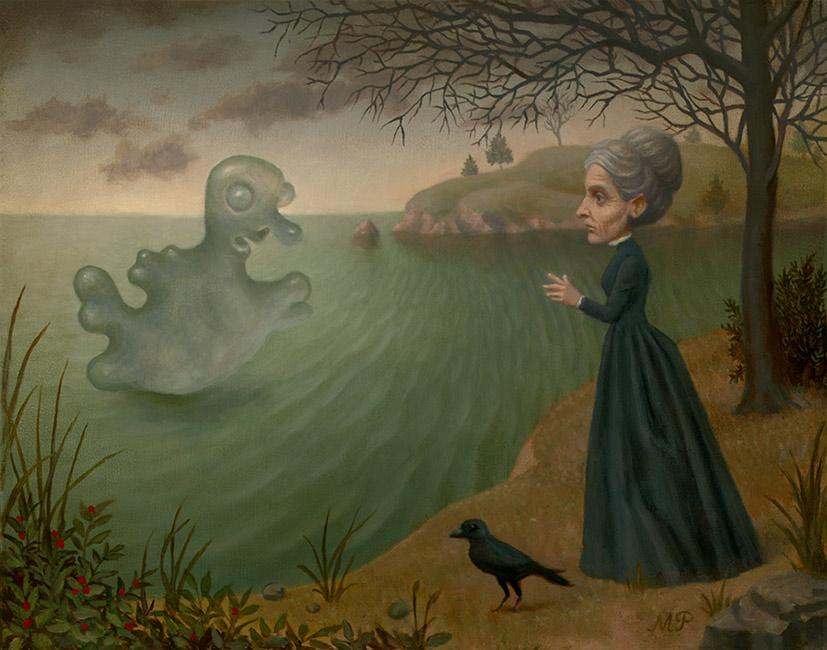 Marion Peck - Water Spirit