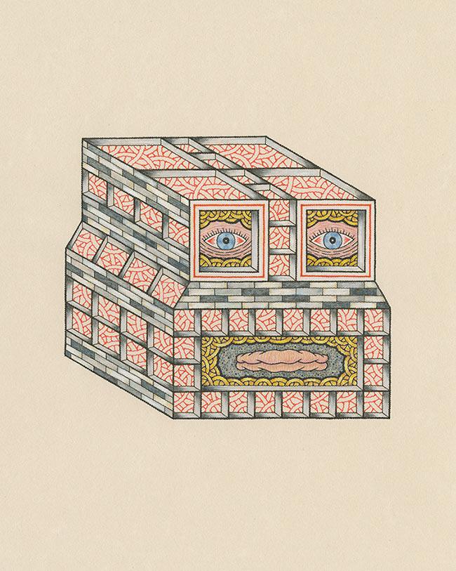 Matt Leines - Boxhead