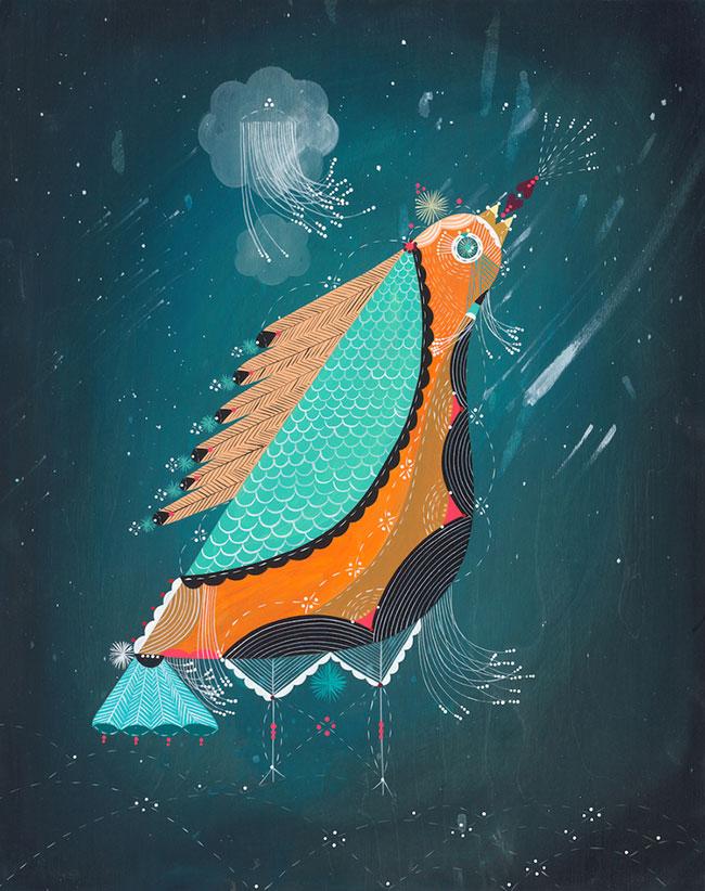Bunnie Reiss - The Window Bird