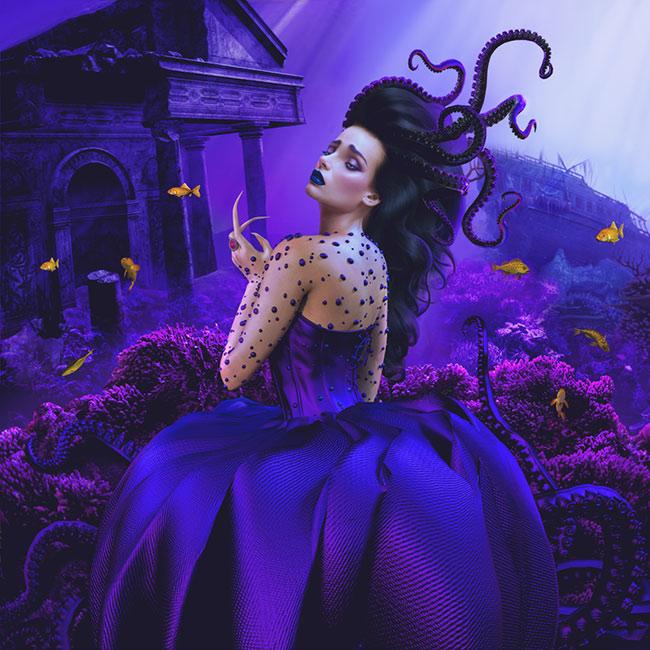 Nathalia Suellen - The Sea Witch