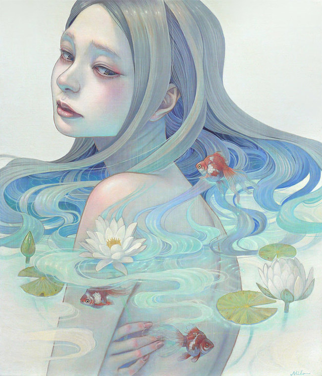 Miho Hirano - A Space Without a Barrier