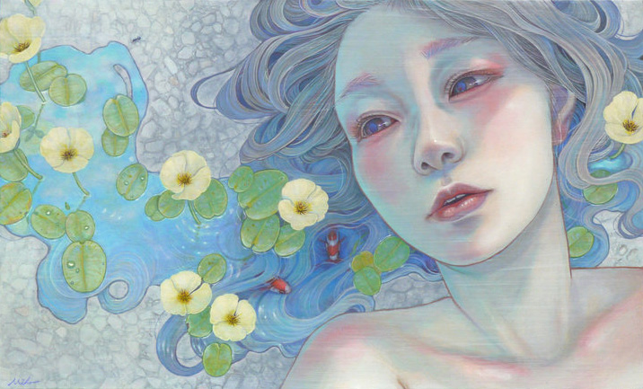 Miho Hirano - A Water Glass